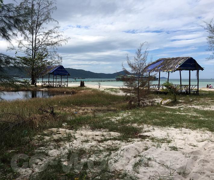 Пляж с морскими звездами на Фукуоке во Вьетнаме отзывы