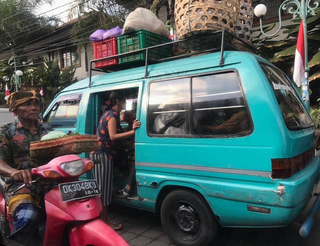Бемо на Бали