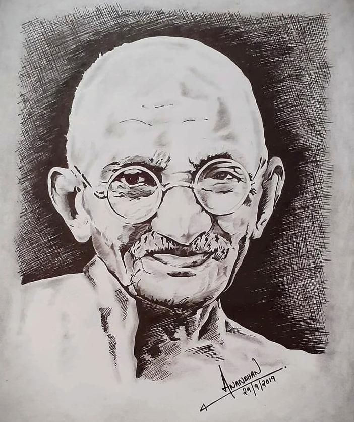 Что посмотреть об Индии - Ганди