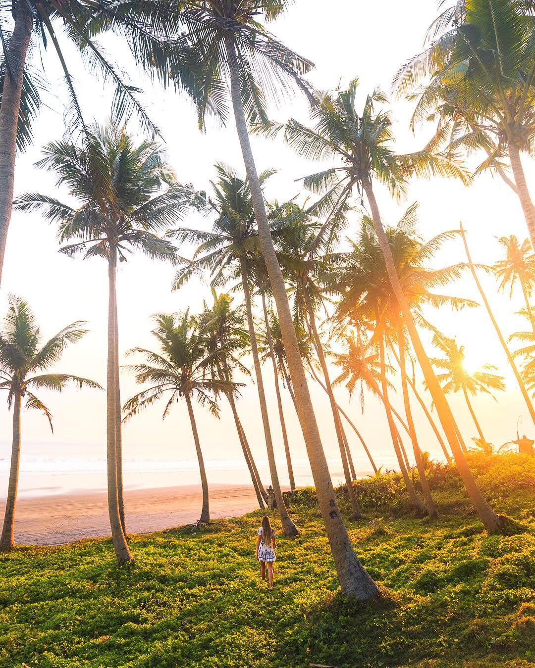 Топ-10 мест на Бали - пляж Пасут