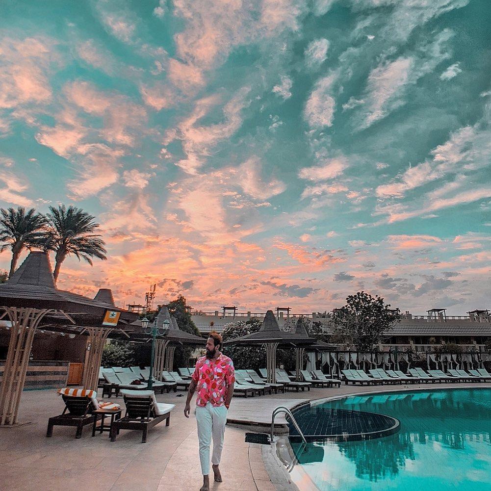 Молодёжные отели Хургады - Синдбад Клаб 4 звезды