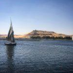 Речной круиз по Нилу в Египте зимой