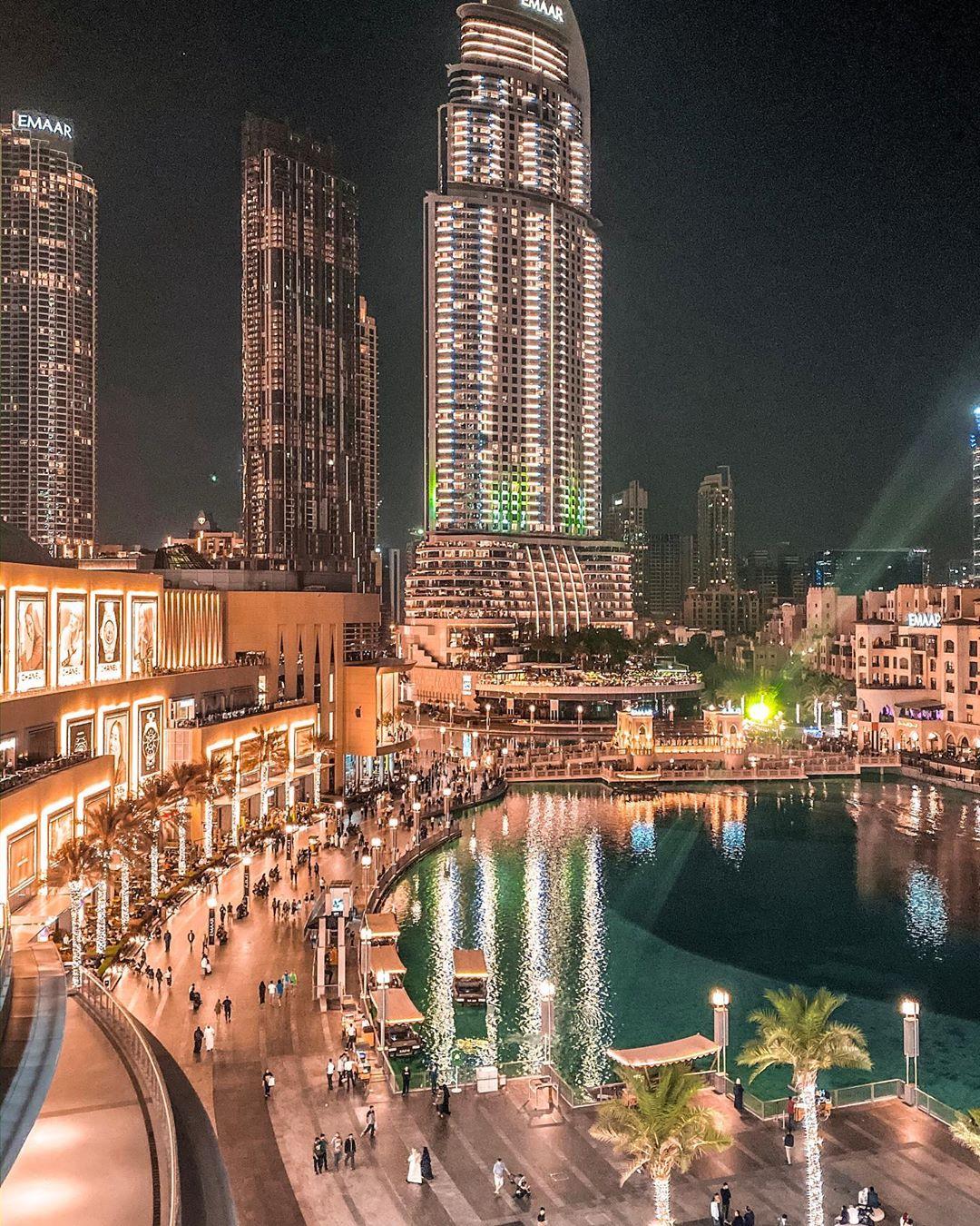 Плюсы и минусы Дубая