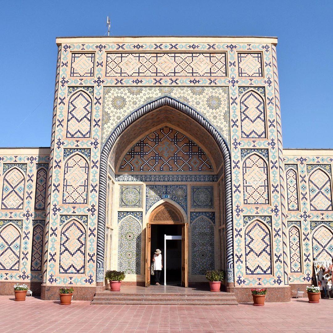 отдых Самарканд в Узбекистане