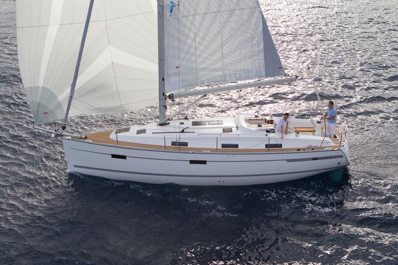 Путешествие на парусном судне в Греции
